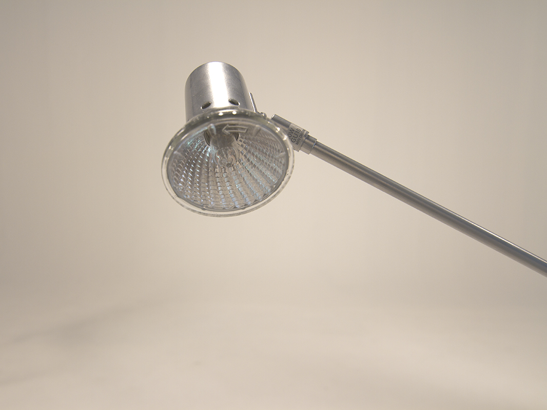 Exhibition 100W Light Fitting bulb detail